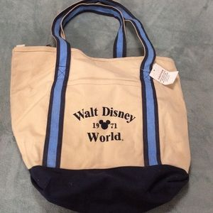 NWT Walt Disney World Tote Bag